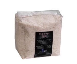 HimalayaKönigsSalz gemahlen Tüte 1kg