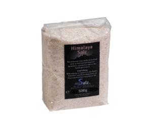HimalayaKönigsSalz gemahlen Tüte 500g